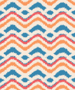 Picture no: 9013447 Welliges Ikat Created by: patterndesigns-com
