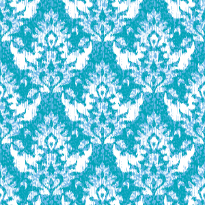 Picture no: 9013579 Klassisches Damast Ikat Created by: patterndesigns-com