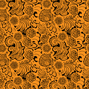 Picture no: 9013889 Orientalische Flora Created by: patterndesigns-com