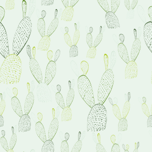 Picture no: 9013932 Hasenohren Nopal Kaktus Created by: patterndesigns-com