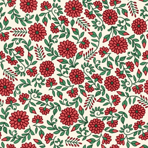 Picture no: 9014058 Rankende Blüten Created by: patterndesigns-com