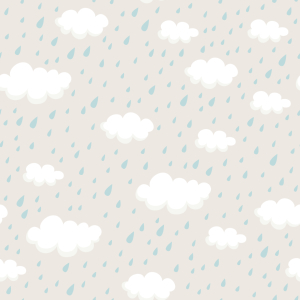 Picture no: 9014095 Regenwolken Und Regentropfen Created by: patterndesigns-com