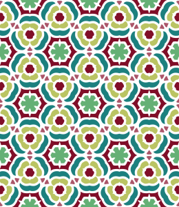 Picture no: 9014124 Florales Glück Created by: patterndesigns-com