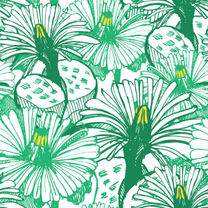 Picture no: 9014144 Botanische Steine Created by: patterndesigns-com