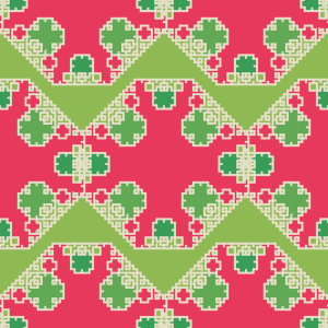 Picture no: 9014202 Grüne Berge Created by: patterndesigns-com