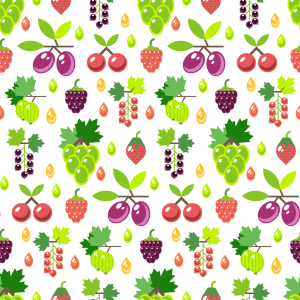 Picture no: 9014205 Beeren-Mix Created by: patterndesigns-com