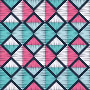 Picture no: 9014420 Sommerliche Trennung Created by: patterndesigns-com