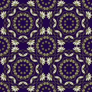 Picture no: 9014536 Floral Geht Immer Created by: patterndesigns-com