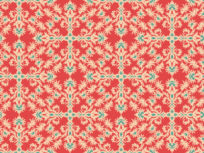 Picture no: 9014545 Ornamente in rot gezeichneten Arabesken Created by: patterndesigns-com