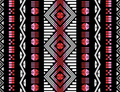 Picture no: 9014703 Marokkanische Webe Kunst Created by: patterndesigns-com