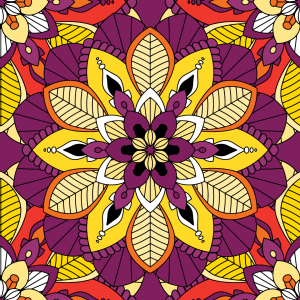 Picture no: 9014713 Mandala Created by: patterndesigns-com