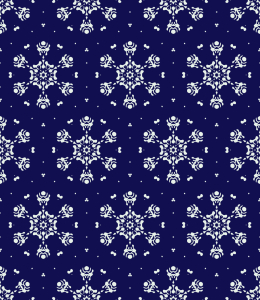 Picture no: 9014748 Es Regnet Schnee Created by: patterndesigns-com