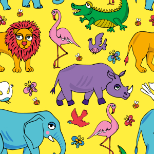 Picture no: 9014758 Tiere Afrikas Created by: patterndesigns-com
