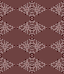Picture no: 9014795 Karierte Raute Created by: patterndesigns-com