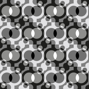 Picture no: 9014885 Lauter Monokel Created by: patterndesigns-com