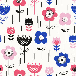 Picture no: 9014900 Blumenwiese im Frühling Created by: patterndesigns-com