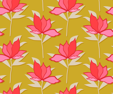 Picture no: 9014913 Vintage Blumen Für Dich Created by: patterndesigns-com
