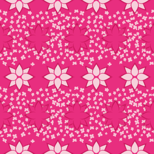Picture no: 9014959 Tanzende Blumen Created by: patterndesigns-com