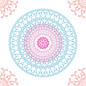 Picture no: 9014973 Umkreisende Mandalas Created by: patterndesigns-com