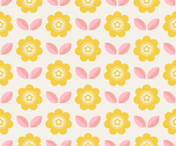 Picture no: 9015080 Sonnen-Blüten Created by: patterndesigns-com