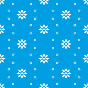 Picture no: 9015111 Romantische Schneeflocken Created by: patterndesigns-com