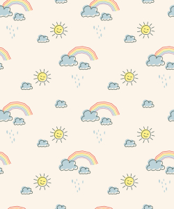 Picture no: 9015147 Regenbogen-Träume Created by: patterndesigns-com