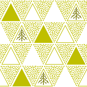 Picture no: 9015202 Dreiecks Weihnachtsbäume Created by: patterndesigns-com