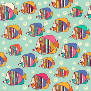 Picture no: 9015254 Kaiserfisch Created by: patterndesigns-com