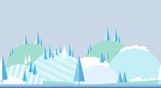 Picture no: 9015283 Winterlandschaft Created by: patterndesigns-com
