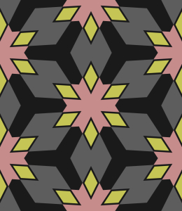 Picture no: 9015288 Sternernde Verbindung Created by: patterndesigns-com