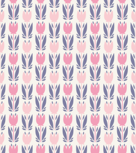 Picture no: 9015331 Tulpensprossen Created by: patterndesigns-com