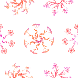 Picture no: 9015348 Wildblumen Kränze Created by: patterndesigns-com