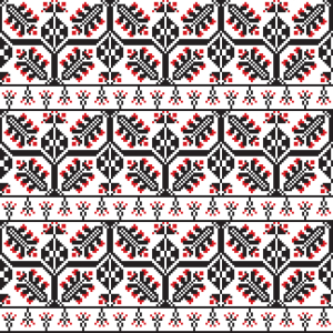 Picture no: 9015386 Rumänische Volkskunst Created by: patterndesigns-com