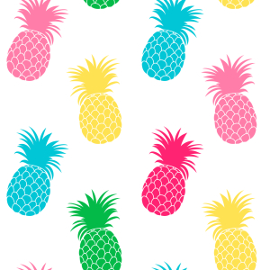 Picture no: 9015394 Süße Ananas Created by: patterndesigns-com