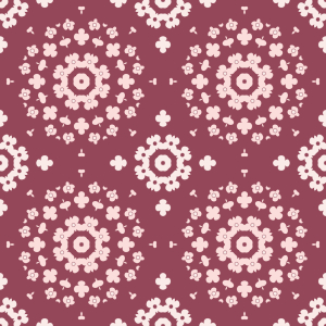 Picture no: 9015435 Tanzende Blümchen Created by: patterndesigns-com