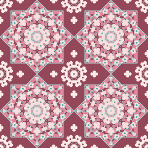 Picture no: 9015442 Achteckige Sterne Created by: patterndesigns-com
