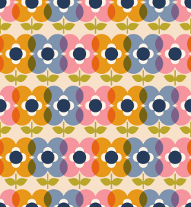 Picture no: 9015451 6ziger Blumen Created by: patterndesigns-com