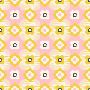 Picture no: 9015454 Niedliches Retro Created by: patterndesigns-com