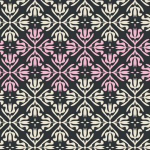 Picture no: 9015518 Abstraktes florales Raster Created by: patterndesigns-com