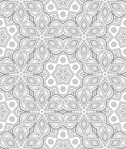 Picture no: 9015524 Filigrane Anordnung Created by: patterndesigns-com