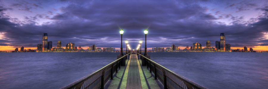 Picture no: 9236075 Boardwalk to New Jersey Created by: Holger Dorn