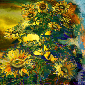 Picture no: 9246137 Sonnenblumen Created by: artesigno