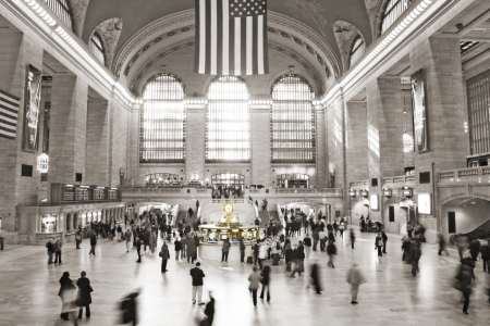 Picture no: 9276304 Grand Central Station - New York City Created by: Holger Dorn
