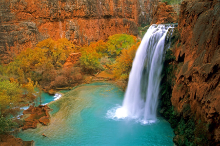 Picture no: 9311792 Havasu Falls Created by: usafan