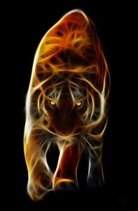 Picture no: 9348194 Ghost-Tiger Created by: olivermohr
