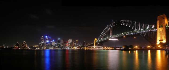 Picture no: 9540152 Sydney @ night Created by: JayZi