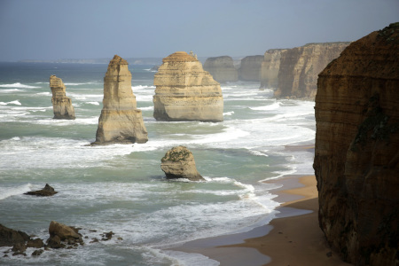 Picture no: 9599868 12 Apostel Great Ocean Road Australien Created by: reisefoto