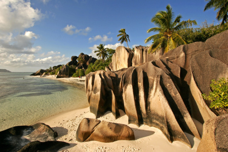 Picture no: 9603462 SEYCHELLEN, INSEL LA DIGUE Created by: reisefoto