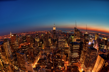 Picture no: 9620124 New York Skyline Created by: fotoburschen