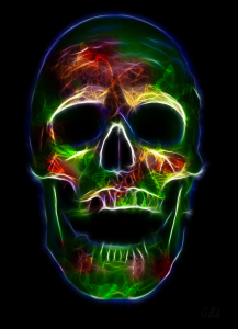 Picture no: 9665774 Skull of Transformation Created by: olivermohr